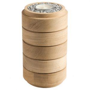 Houten urn URHO 16-5 K R